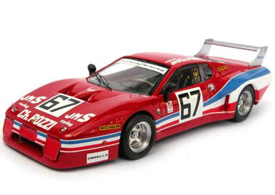 Ferrari 860 Monza #1 2nd 1000 Km Nurburgring1956 Fangio Castellotti 1:43 Model